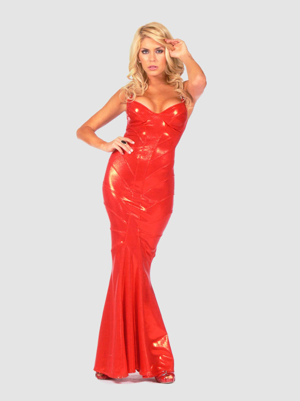 10-44 Spliced Bra Gown